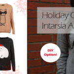 DIY {Holiday Gift Guide} :: Intarsia Animal Sweater