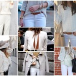 Style Tip :: Wearing Winter Whites