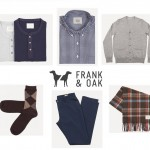 Style Eh? Frank & Oak (Stylish Threads for Your Man!)