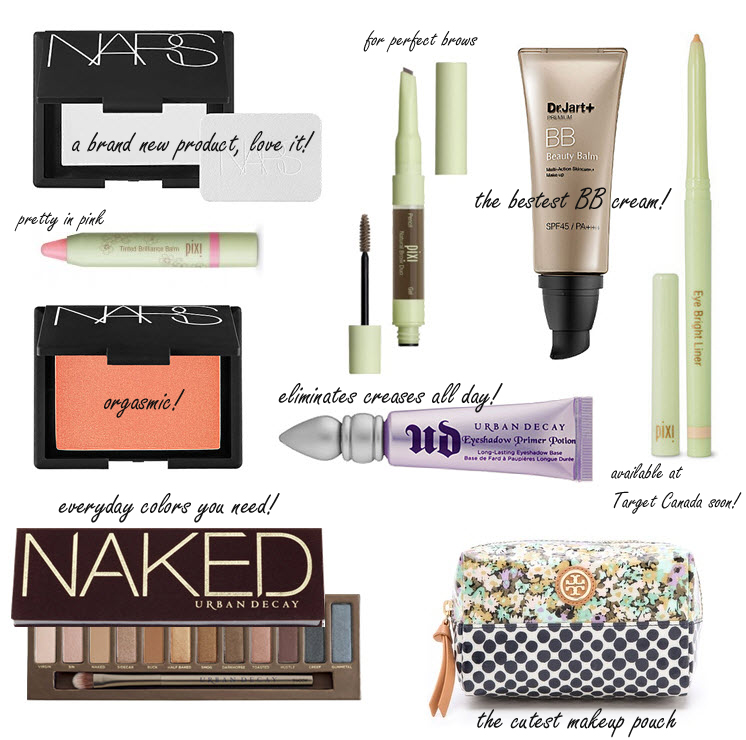 Makeup and Beauty Picks Spring 2013 Review