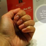 DIY :: Removing Gel (Shellac) Nail Polish at Home