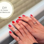DIY :: At Home Gel Manicure
