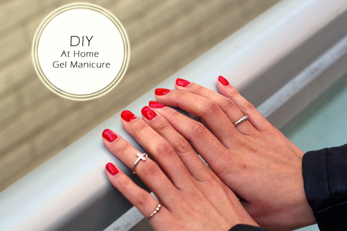 Red Carpet Manicure Review, At Home Gel Manicure, At Home Shellac