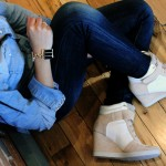 Outfit :: Canadian Tuxedo and My Bernelle's