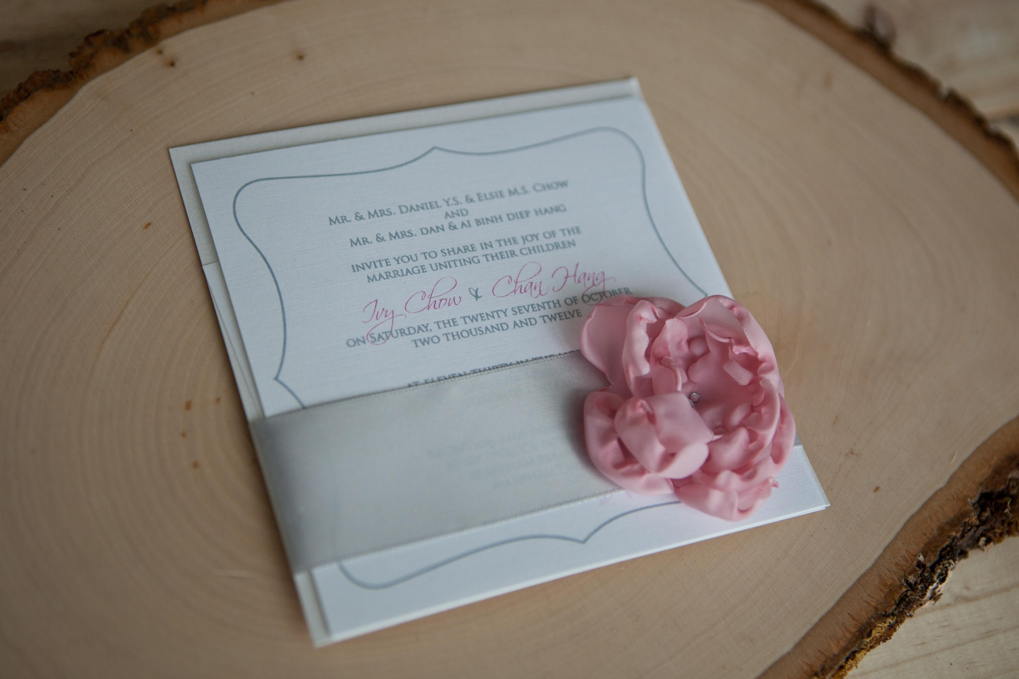 By Hand. Creating Wedding Invitations ...