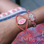 DIY :: Evil Eye Bracelet