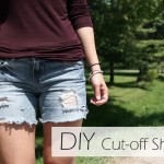 DIY :: The Perfect Cut-Off Denim Shorts