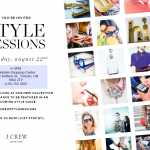 Event :: #JCREWSTYLESESSIONS at Yorkdale Shopping Centre