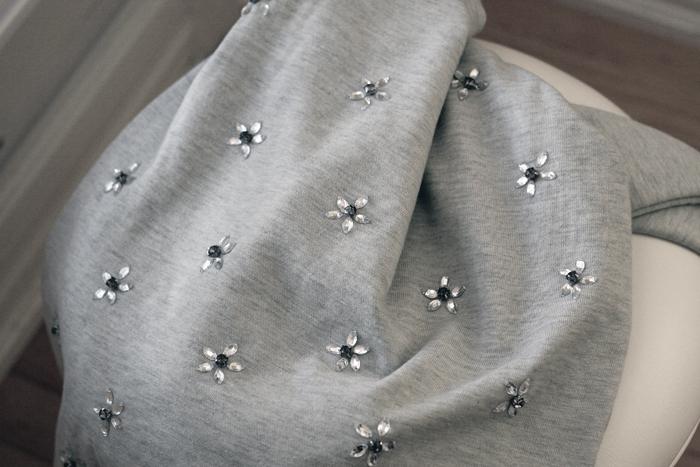 jewel sweatshirt