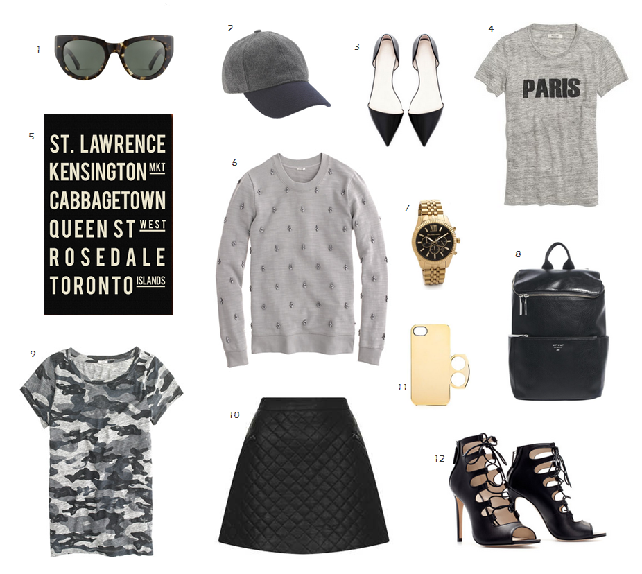 Fall Essentials, Fall WishList, Fall Fashion 2013