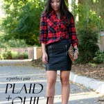 Outfit :: Plaid and Quilt