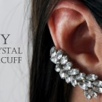 DIY :: Crystal Ear Cuff