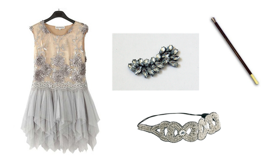 Diy halloween costumes and a giveaway my little secrets diy halloween costume idea 3 the great gatsby solutioingenieria