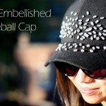 DIY :: Embellished Baseball Cap