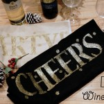 HoliDIY :: Holiday Wine Tote