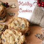 The BEST Holiday Cookies {Recipe Included}