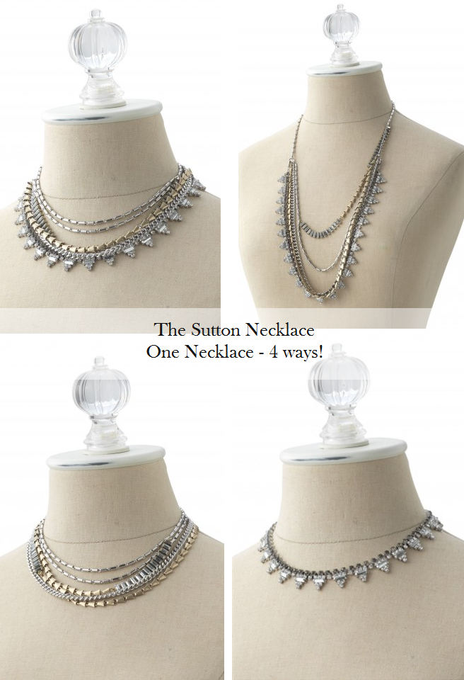 Stella and Dot the Sutton Necklace Giveaway!