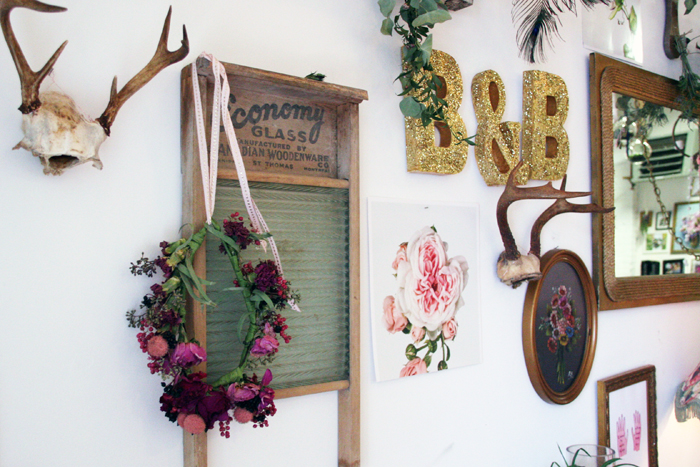 Blush and Bloom studio
