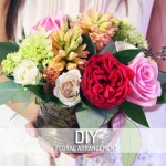 DIY {Expert Series} :: Floral Arrangement