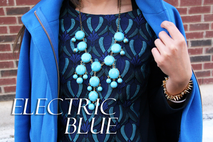 Electric Blue MINKPINK 4
