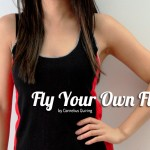 Fashion :: Fly Your Own Flag {handmade tees}