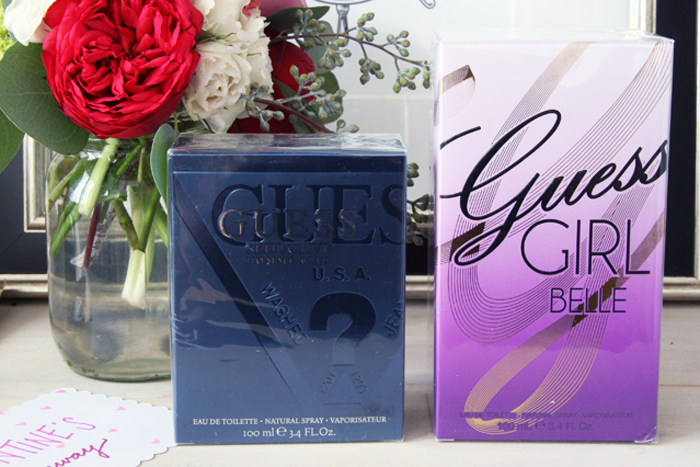 His and Her Fragrance Set Guess Giveaway 1