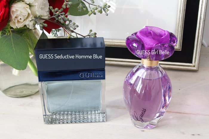 His and Her Fragrance Set Guess Giveaway