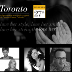 event :: LOVE HER Gala {in support of Ovarian Cancer Canada}