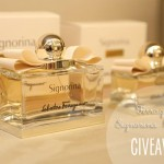 beauty {giveaway} :: Salvatore Ferragamo Signorina Eleganza Fragrance