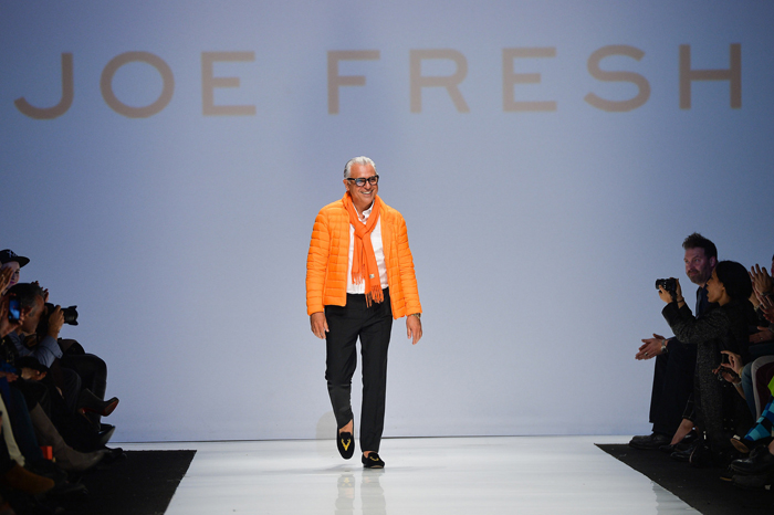 Joe Fresh Fall Winter 2014 Show