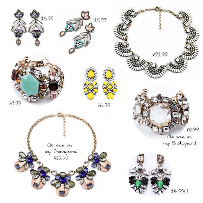 Persunmall Jewelry Bracelet Giveaway - Wishlist