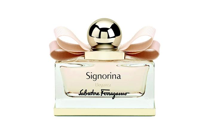 Salvatore Ferragamo Signorina Eleganza Giveaway