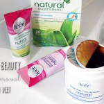 Spring Beauty :: Hair Removal with Veet Natural Inspirations