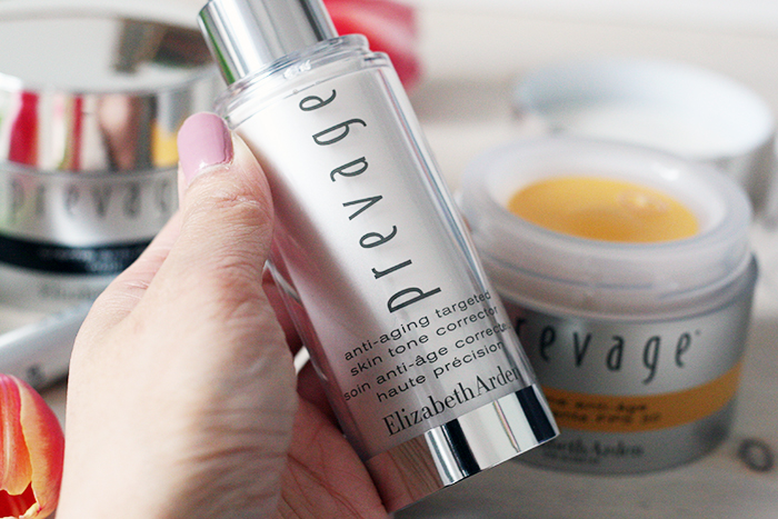 Spring Skincare products - Elizabeth Arden Prevage 1 Review