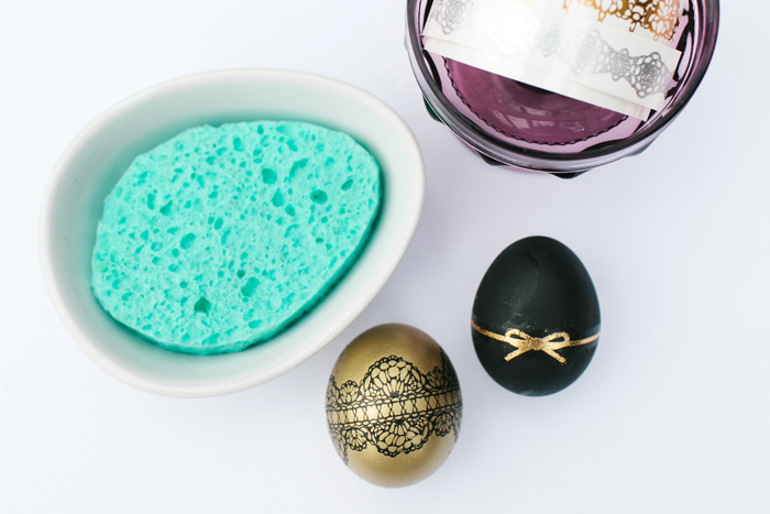 DIY Decorative Easter Eggs