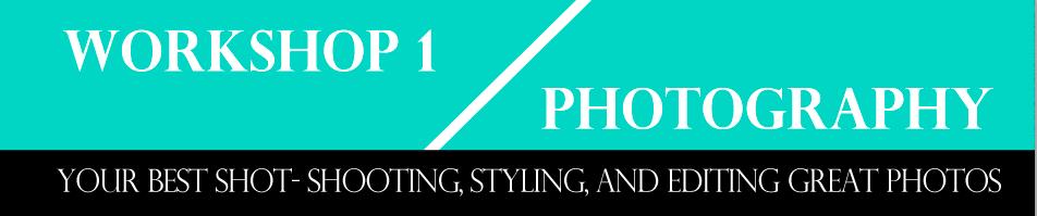 Spark Sessions Photography Workshop Register