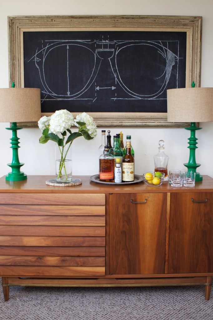 DIY Inspiration :: Chalkboard/Blackboard Art