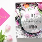 DIY :: A Unique Mother's Day Gift {Soup Bowl Candle + Matching Floral Blouse}