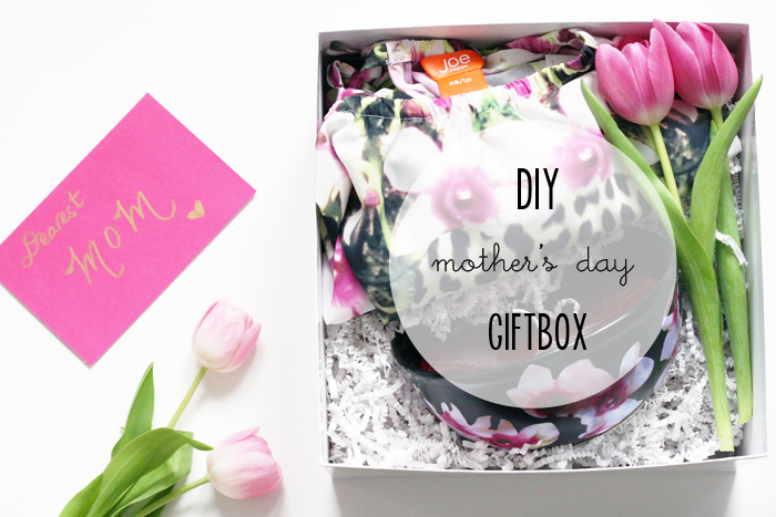 DIY Mother's Day Gift Box Joe Fresh Soup Bowl Candle