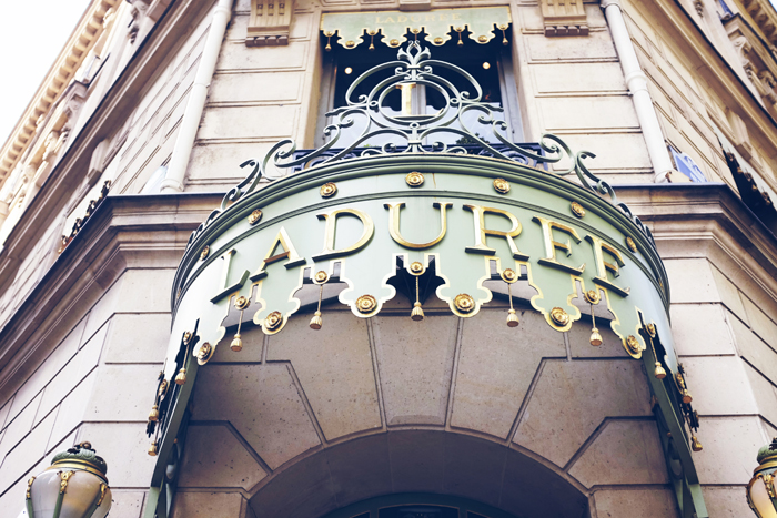 Paris in 4 Days travel diaries and photos - Laduree