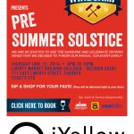 Giveaway for Wine Lovers :: Pre-Summer Solstice c/o iYellow Wine Club