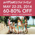 Giveaway :: Nine West Warehouse Sale {Shoes!}