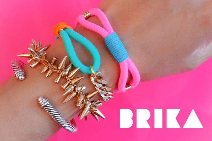 BRIKA DIY Bracelet KIT