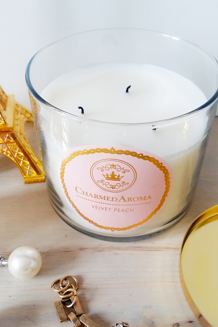 Charmed Aroma Jewelry Candle Review