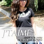 Outfit :: J'Taime {and Shop for Jayu Pick of the Month}