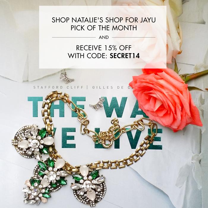 Shop for Jayu Promo Code