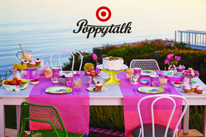 POPPYTALK for Target Launch