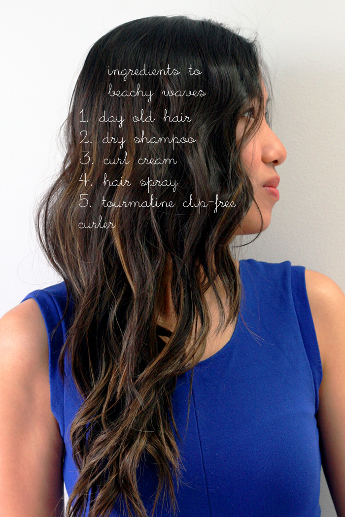 Summer DIY Beachy Waves WINNERS 1