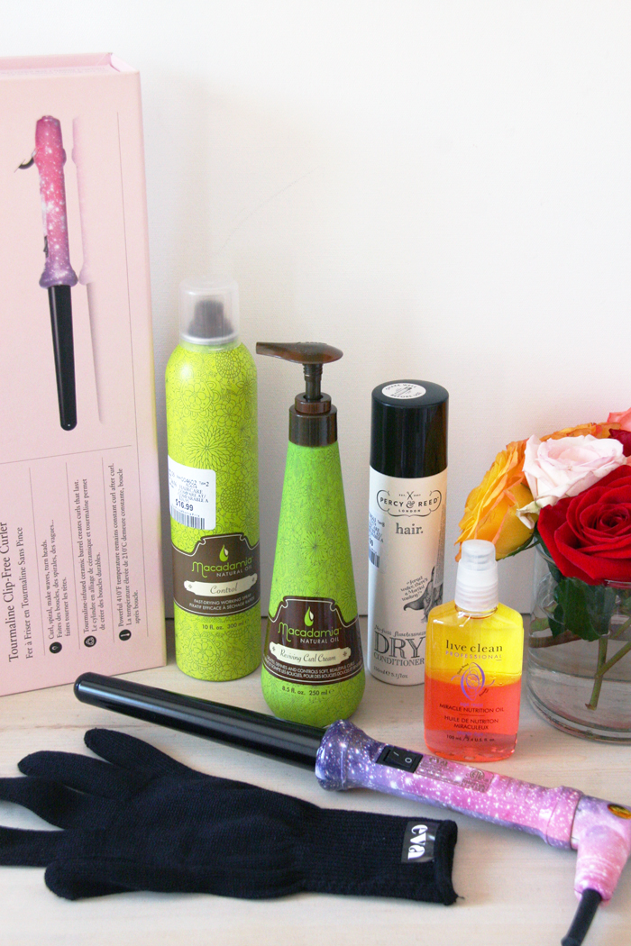 WINNERS Summer Beachy Hair Products