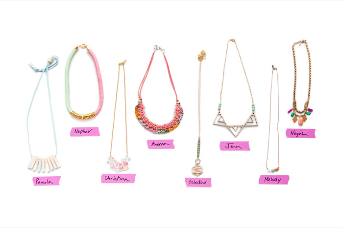 BRIKA Exclusive Summer Necklaces